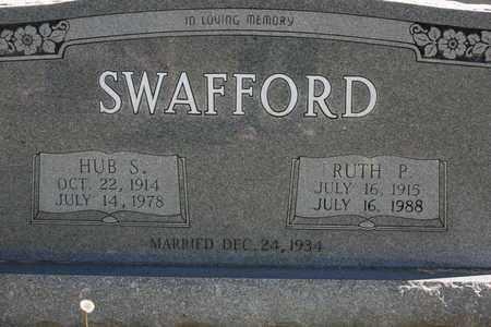 SWAFFORD, HUB S. - Bledsoe County, Tennessee | HUB S. SWAFFORD - Tennessee Gravestone Photos