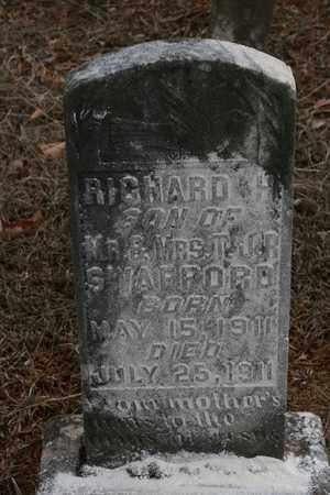 SWAFFORD, RICHARD M. - Bledsoe County, Tennessee | RICHARD M. SWAFFORD - Tennessee Gravestone Photos
