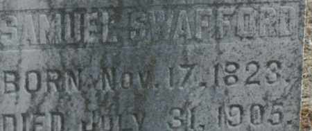 SWAFFORD, SAMUEL - Bledsoe County, Tennessee | SAMUEL SWAFFORD - Tennessee Gravestone Photos