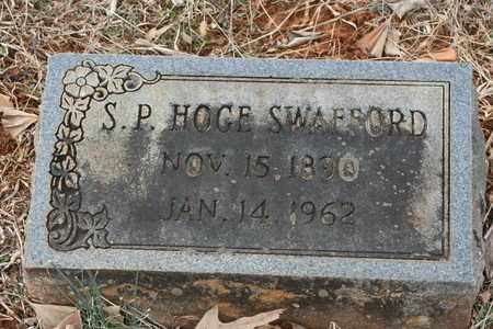 SWAFFORD, S.P. HOGE - Bledsoe County, Tennessee | S.P. HOGE SWAFFORD - Tennessee Gravestone Photos
