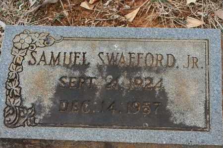 SWAFFORD, SAMUEL JR. - Bledsoe County, Tennessee | SAMUEL JR. SWAFFORD - Tennessee Gravestone Photos