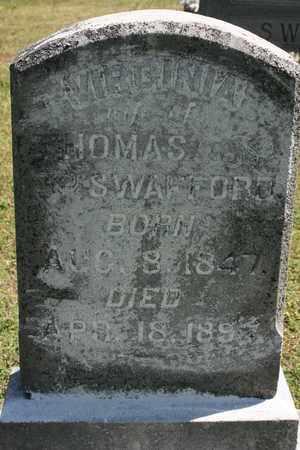SWAFFORD, THOMAS - Bledsoe County, Tennessee   THOMAS SWAFFORD - Tennessee Gravestone Photos