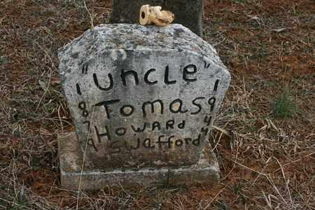 SWAFFORD, UNCLE THOMAS HOWARD - Bledsoe County, Tennessee | UNCLE THOMAS HOWARD SWAFFORD - Tennessee Gravestone Photos