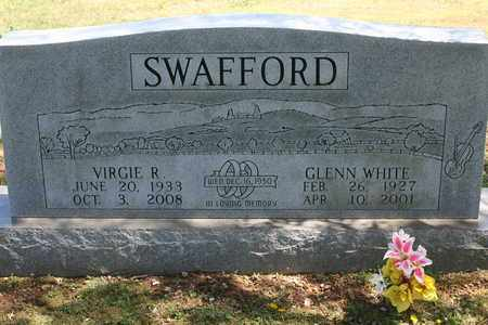 SWAFFORD, GLENN WHITE - Bledsoe County, Tennessee | GLENN WHITE SWAFFORD - Tennessee Gravestone Photos