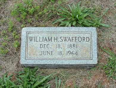 SWAFFORD, WILLIAM HARRISON - Bledsoe County, Tennessee | WILLIAM HARRISON SWAFFORD - Tennessee Gravestone Photos