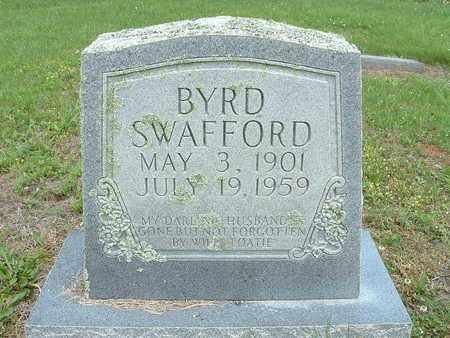 SWAFFORD, WILLIAM BYRD - Bledsoe County, Tennessee | WILLIAM BYRD SWAFFORD - Tennessee Gravestone Photos