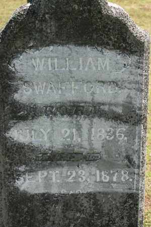 SWAFFORD, WILLIAM H. - Bledsoe County, Tennessee | WILLIAM H. SWAFFORD - Tennessee Gravestone Photos