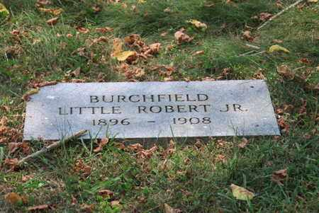 BURCHFIELD, ROBERT JR - Blount County, Tennessee | ROBERT JR BURCHFIELD - Tennessee Gravestone Photos