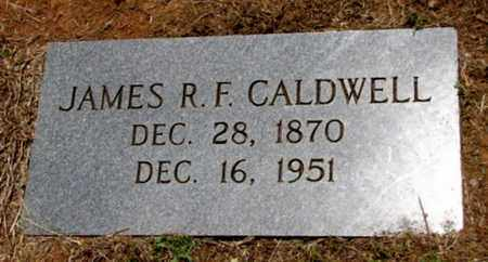 CALDWELL, JAMES R. F. - Blount County, Tennessee | JAMES R. F. CALDWELL - Tennessee Gravestone Photos