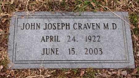 CRAVEN, MD, JOHN JOSEPH ( - Blount County, Tennessee | JOHN JOSEPH ( CRAVEN, MD - Tennessee Gravestone Photos