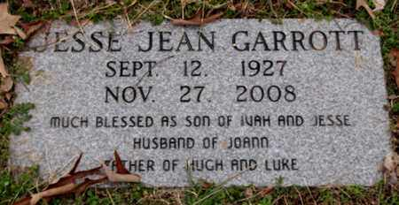 GARROTT, JESSE JEAN - Blount County, Tennessee   JESSE JEAN GARROTT - Tennessee Gravestone Photos