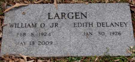 LARGEN, WILLIAM O. (JR.) - Blount County, Tennessee | WILLIAM O. (JR.) LARGEN - Tennessee Gravestone Photos