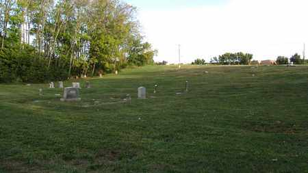 *MOUNT GILEAD OVERVIEW,  - Blount County, Tennessee |  *MOUNT GILEAD OVERVIEW - Tennessee Gravestone Photos