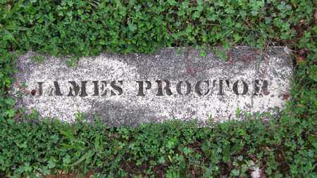 PROCTOR, JAMES - Blount County, Tennessee | JAMES PROCTOR - Tennessee Gravestone Photos