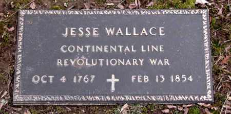 WALLACE  (VETERAN REV), JESSE - Blount County, Tennessee | JESSE WALLACE  (VETERAN REV) - Tennessee Gravestone Photos