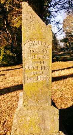 KELLEY COLLIER, JULIANA - Bradley County, Tennessee | JULIANA KELLEY COLLIER - Tennessee Gravestone Photos