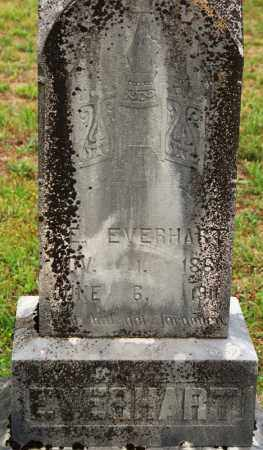EVERHART, E - Bradley County, Tennessee | E EVERHART - Tennessee Gravestone Photos