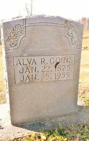 GOINS, ALVA R. - Bradley County, Tennessee   ALVA R. GOINS - Tennessee Gravestone Photos