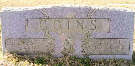GOINS, ADA LEE - Bradley County, Tennessee | ADA LEE GOINS - Tennessee Gravestone Photos