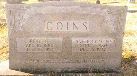 GOINS, ROBERT - Bradley County, Tennessee | ROBERT GOINS - Tennessee Gravestone Photos