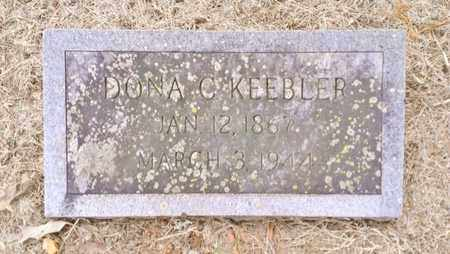 KEEBLER, SARAH DONNA - Bradley County, Tennessee | SARAH DONNA KEEBLER - Tennessee Gravestone Photos