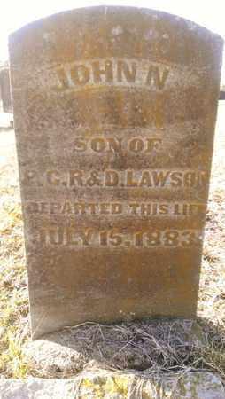 LAWSON, JOHN - Bradley County, Tennessee | JOHN LAWSON - Tennessee Gravestone Photos
