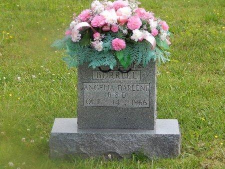 BURRELL, ANGELIA DARLENE - Campbell County, Tennessee | ANGELIA DARLENE BURRELL - Tennessee Gravestone Photos