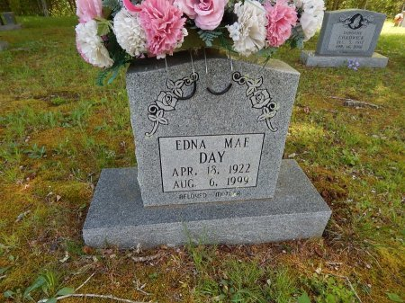 GREENE DAY, EDNA MAE - Campbell County, Tennessee | EDNA MAE GREENE DAY - Tennessee Gravestone Photos