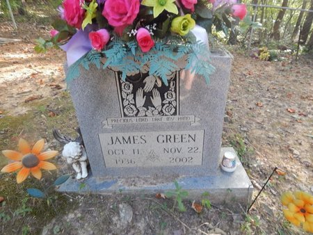 GREEN, JAMES - Campbell County, Tennessee | JAMES GREEN - Tennessee Gravestone Photos