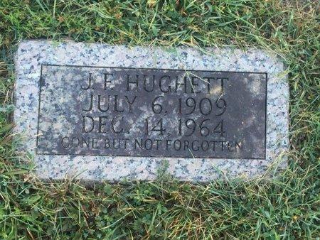 HUGHETT, J F - Campbell County, Tennessee | J F HUGHETT - Tennessee Gravestone Photos