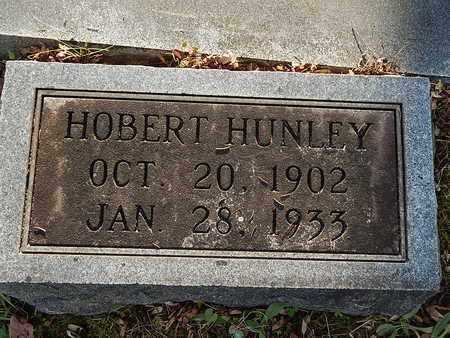 HUNLEY, ROBERT - Campbell County, Tennessee | ROBERT HUNLEY - Tennessee Gravestone Photos