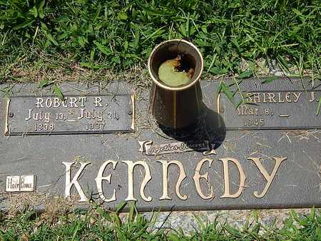 KENNEDY, ROBERT R - Campbell County, Tennessee | ROBERT R KENNEDY - Tennessee Gravestone Photos
