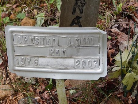 RAY, CRYSTAL LYNN - Campbell County, Tennessee | CRYSTAL LYNN RAY - Tennessee Gravestone Photos