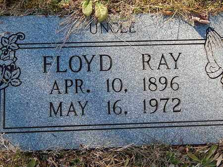 RAY, FLOYD - Campbell County, Tennessee | FLOYD RAY - Tennessee Gravestone Photos