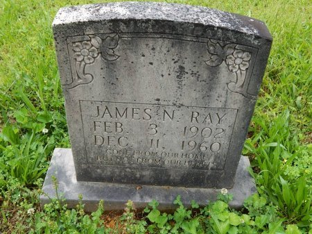 RAY, JAMES N - Campbell County, Tennessee   JAMES N RAY - Tennessee Gravestone Photos