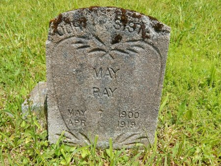 RAY, MAY - Campbell County, Tennessee | MAY RAY - Tennessee Gravestone Photos