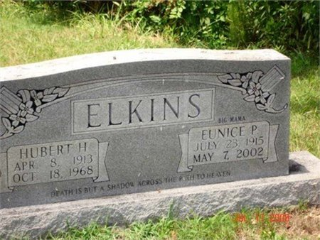 ELKINS, HUBERT H - Cannon County, Tennessee | HUBERT H ELKINS - Tennessee Gravestone Photos