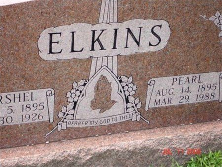 ELKINS, PEARL - Cannon County, Tennessee | PEARL ELKINS - Tennessee Gravestone Photos