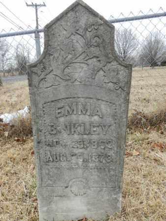 BINKLEY, EMMA - Cheatham County, Tennessee | EMMA BINKLEY - Tennessee Gravestone Photos