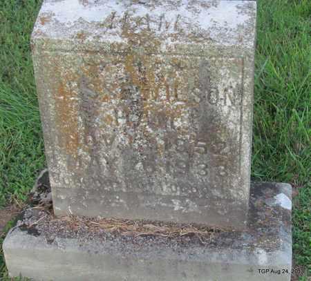 HAM, JESSE WILSON - Cheatham County, Tennessee | JESSE WILSON HAM - Tennessee Gravestone Photos