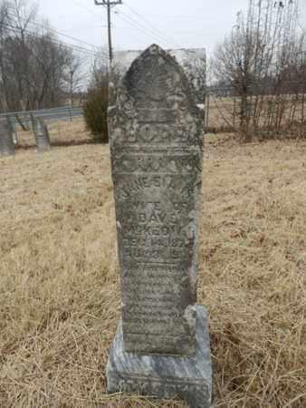 EVANS MCKEOWN, JANE - Cheatham County, Tennessee | JANE EVANS MCKEOWN - Tennessee Gravestone Photos