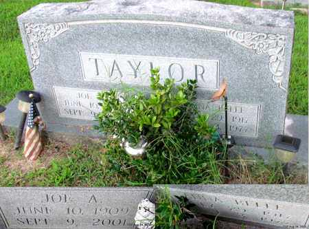TAYLOR, ANNA BELLE - Cheatham County, Tennessee | ANNA BELLE TAYLOR - Tennessee Gravestone Photos