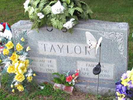 TAYLOR, WILLIAM (JR.) - Cheatham County, Tennessee | WILLIAM (JR.) TAYLOR - Tennessee Gravestone Photos