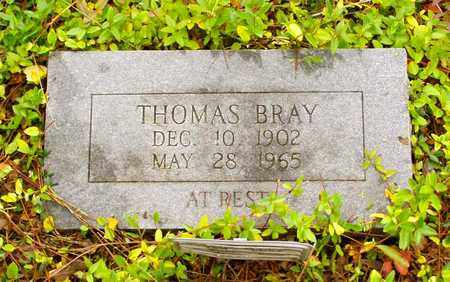 BRAY, THOMAS - Claiborne County, Tennessee | THOMAS BRAY - Tennessee Gravestone Photos