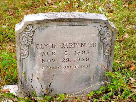 CARPENTER, CLYDE - Claiborne County, Tennessee | CLYDE CARPENTER - Tennessee Gravestone Photos