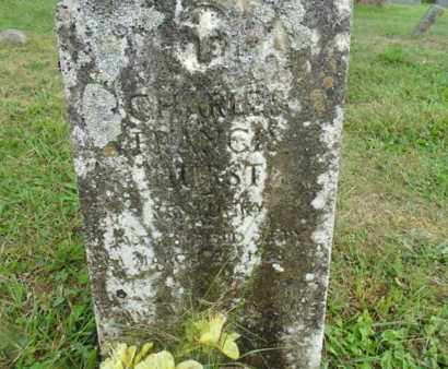 HURST, CHARLES - Claiborne County, Tennessee | CHARLES HURST - Tennessee Gravestone Photos