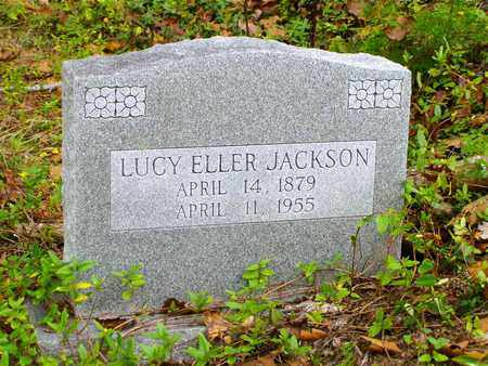 JACKSON, LUCY ELLER - Claiborne County, Tennessee | LUCY ELLER JACKSON - Tennessee Gravestone Photos