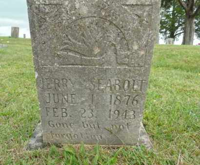 SEABOLT, CLERCY - Claiborne County, Tennessee | CLERCY SEABOLT - Tennessee Gravestone Photos