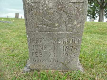 SEABOLT, JERRY - Claiborne County, Tennessee | JERRY SEABOLT - Tennessee Gravestone Photos