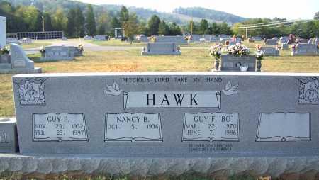 HAWK, GUY F - Cocke County, Tennessee | GUY F HAWK - Tennessee Gravestone Photos